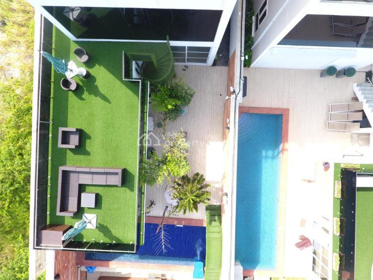 Prominent Masterpiece Waterfront Mansion, Banana Island, Ikoyi, Lagos, House for Sale