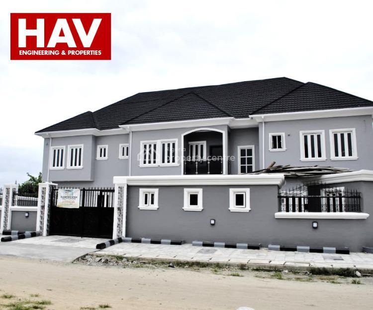 4 Bedroom Semi Detached Duplex, Road 7a, Block 6, Plot 1,, Lekki Phase 2, Lekki, Lagos, Semi-detached Duplex for Sale