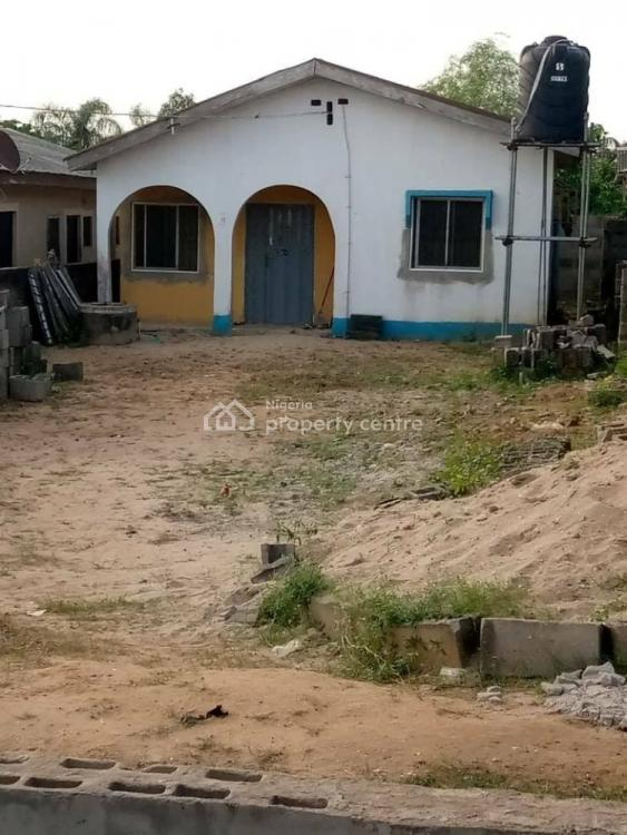 2 Bedroom Detached, Igando, Ikotun, Lagos, Detached Bungalow for Sale