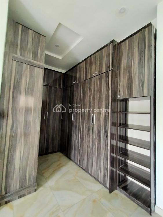 4 Bedroom with a Bq Brand New, Chevy View Estate, Lekki Expressway, Lekki, Lagos, Semi-detached Duplex for Rent