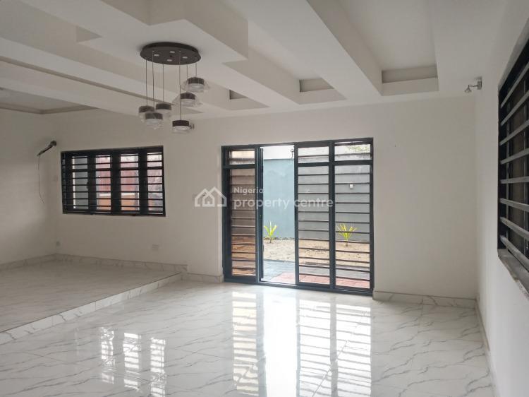 5 Bedroom Semi Detached Duplex with B/q, Ikate, Lekki, Lagos, Semi-detached Duplex for Sale
