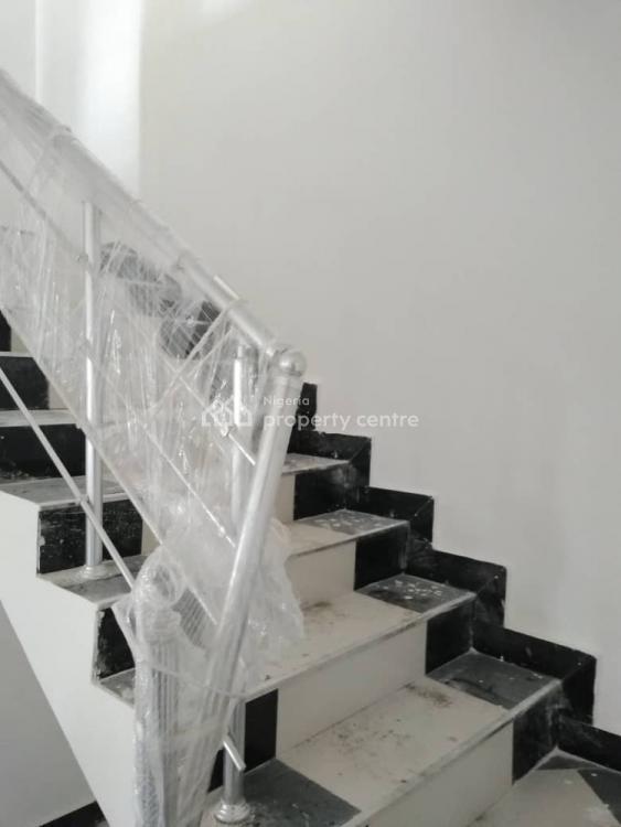Newly Built 4 Bedroom Terrace Duplex with Excellent Facilities, Ikota, Lekki, Lagos, Terraced Duplex for Sale