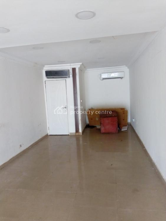 40sqm Office Space/shop on First Floor with Generator, Aminu Kano, Wuse 2, Abuja, Plaza / Complex / Mall for Rent