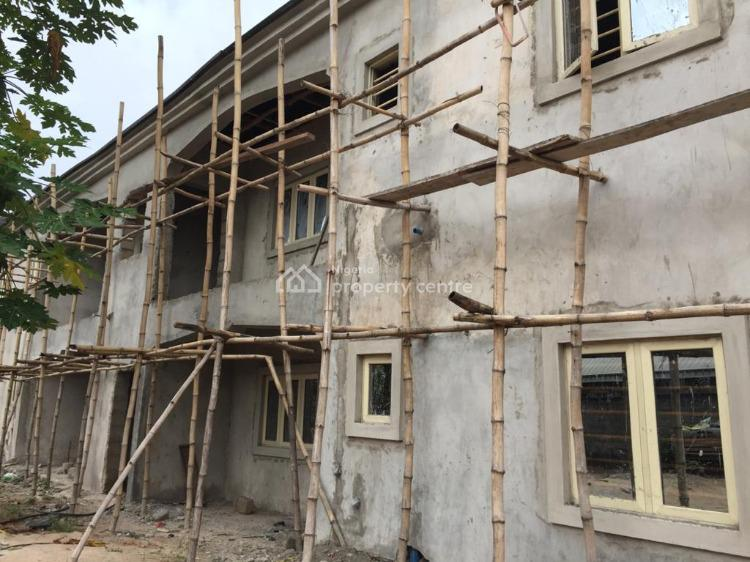Perspective, Back of Can, Asaba, Delta, Flat for Rent