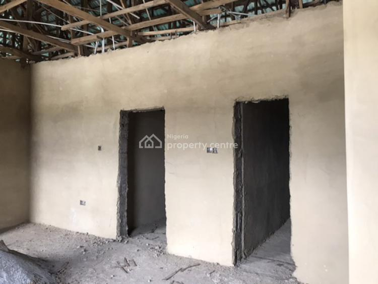 Uncompleted 6bedrooms Terrace Duplex with Boys Quarters Space, By Gaa School Near Games Village, Games Village, Kaura, Abuja, Terraced Duplex for Sale