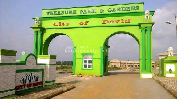Estate Land, Tresure Park and Gardens Estate, Behind Redemption Camp, Simawa, Ogun, Residential Land for Sale