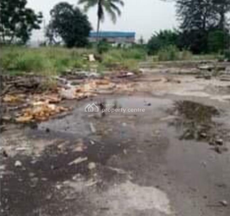 a Dry Corner Piece Bareland Measuring 36000 Sqms, Oba Akran, Ikeja, Lagos, Commercial Land for Sale