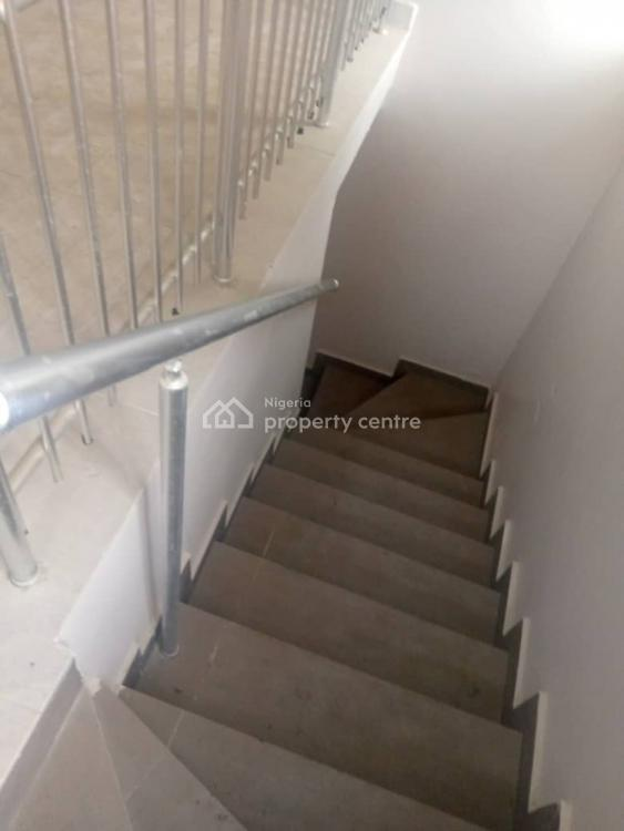 4 Bedroom En-suite Semi-detached Duplex with a Room  Bq, 2nd Toll By Lekki Conservation Centre, Lekki, Lagos, Semi-detached Duplex for Rent