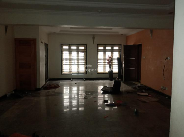 a Lovely Spacious Serviced 3 Bedroom Flats with Bq, Saint Agnes, Yaba, Lagos, Flat for Rent