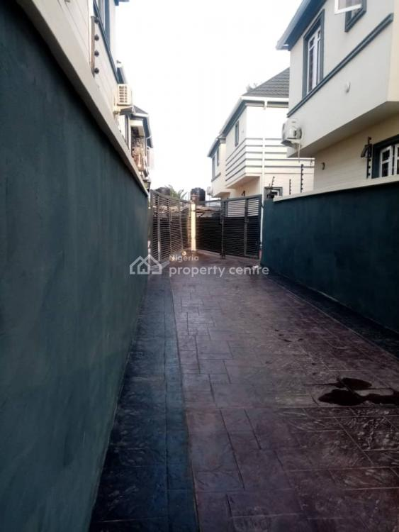4 Bedroom Fully Detached Duplex Fully Furnished and Well Equipped, Budo Peninsula Estate, Ajiwe, Ajah, Lagos, Detached Duplex for Sale