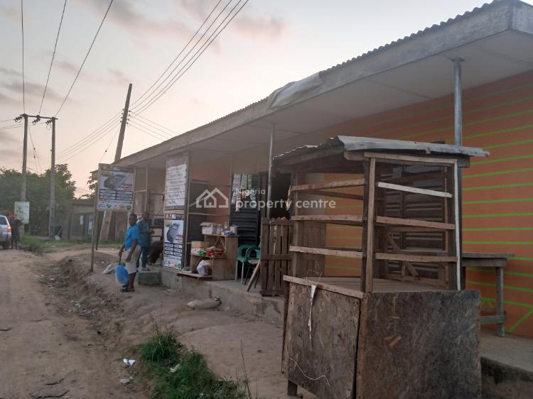 Uncompleted Structure, Teachers Land, Gaun Road, Magboro, Ogun, Block of Flats for Sale