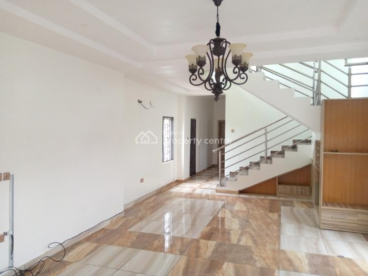 Tastefully Finished 3 Bedroom Duplex Now Available, Orchid Road, Lafiaji, Lekki, Lagos, Terraced Duplex for Rent