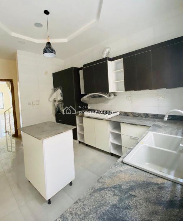 4 Bedroom Semi Detached Duplex, Chevron 2nd Toll Gate, Lekki, Lagos, Semi-detached Duplex for Sale