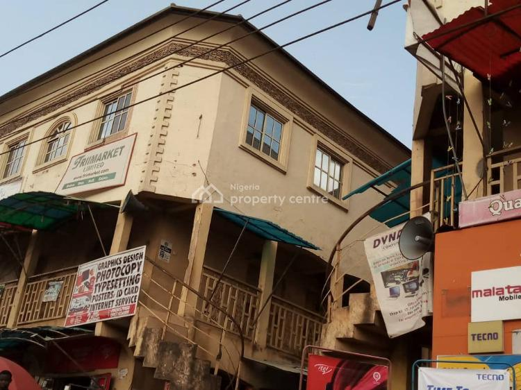 a Complex in a Busy Area, Ibiwe Street, Benin, Oredo, Edo, Plaza / Complex / Mall for Sale