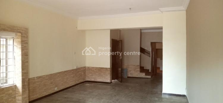 4 Bedroom Semi Detached Duplex with One Room Bq with Borehole, Lekki Phase 1, Lekki, Lagos, Semi-detached Duplex for Rent