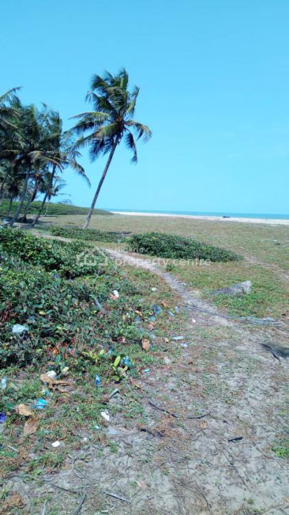 Ocean Pearl Estate. a Beachside Land, Igando Oridu, Eleko Inside, Eleko, Ibeju Lekki, Lagos, Mixed-use Land for Sale