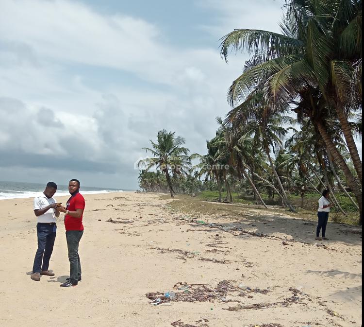 Beach Haven Estate, Facing The Coastal Road, Ikegun, Ibeju Lekki, Lagos, Mixed-use Land for Sale