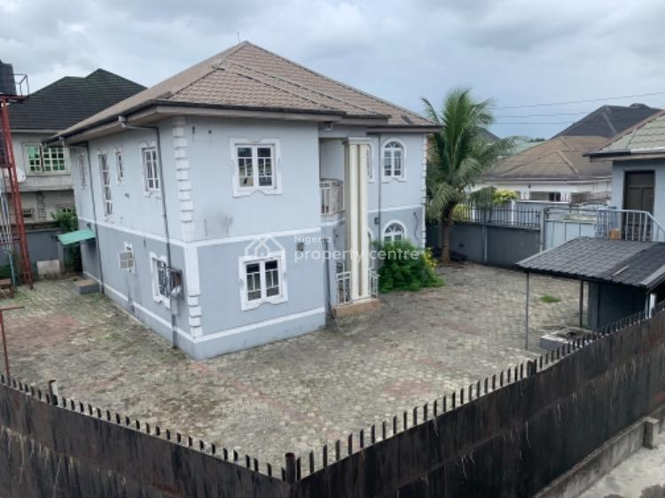 a 5-bedroom Detached House, at Alemu Avenue Off Chinda Way / Off  Iwofe Road, Port Harcourt, Rivers, Detached Duplex for Sale