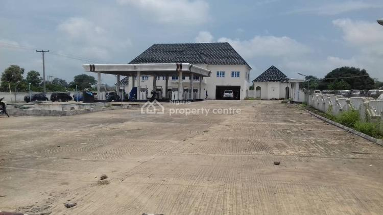 Functional Filling Station with 7unit of 45,000litres Underground Tank, Zuba, Garki, Abuja, Filling Station for Sale