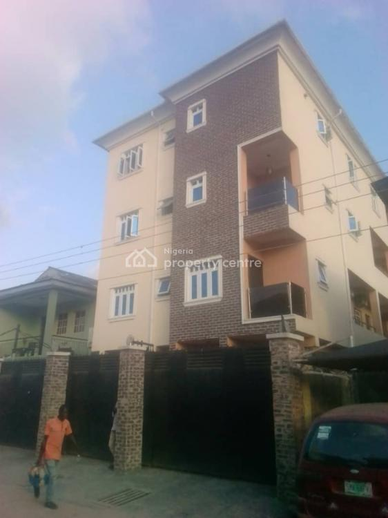 a Serviced Roomself Apartment, Sabo, Yaba, Lagos, Self Contained (single Rooms) for Rent