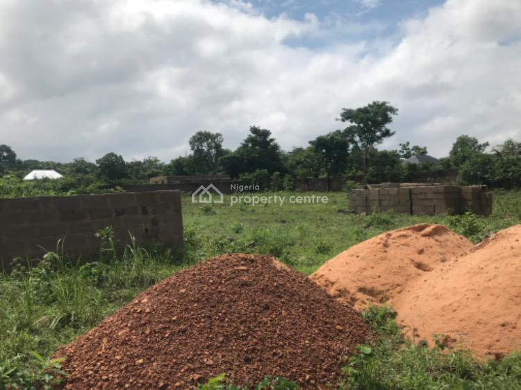 1200sqm Partly Fenced Land with C of O, Independence Layout Phase 2, Enugu, Enugu, Residential Land for Sale