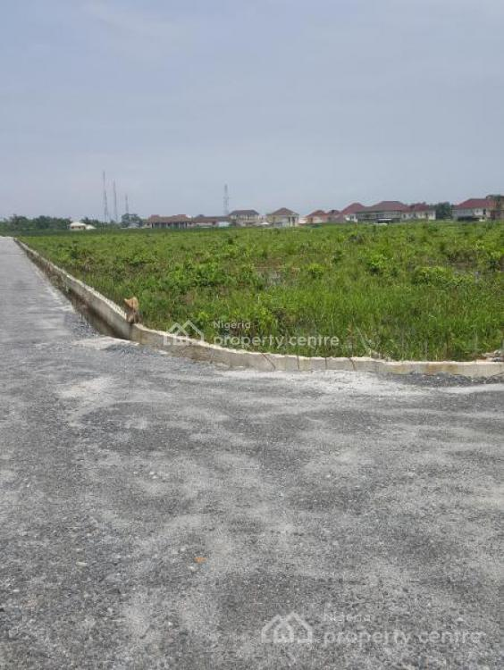 Plots of Land in Amity Estate Sangotedo. a Beautiful Home!, Sangotedo, Ajah, Lagos, Residential Land for Sale