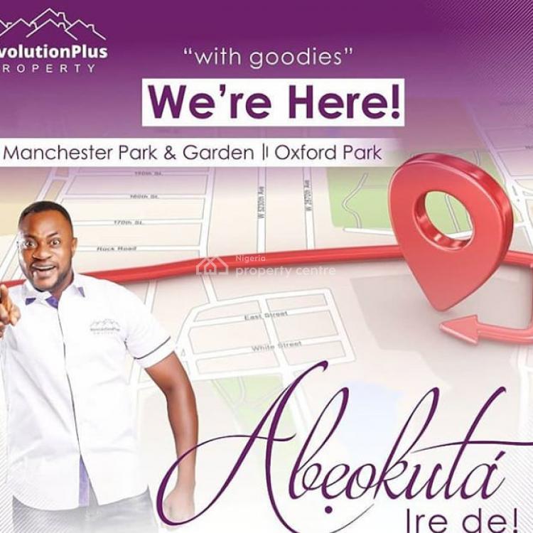 Dry  Land, Manchester Park and Garden, Abeokuta South, Ogun, Residential Land for Sale
