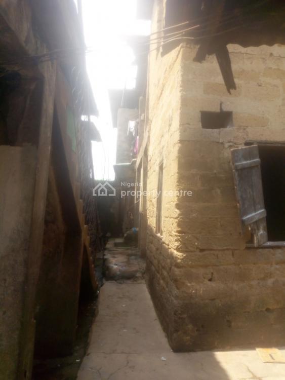 Strategic Commercial 2 Plots with Building on The Tarred Road, Near Mokola Brigde, Mokola Main Road, Ibadan, Oyo, Commercial Land for Sale