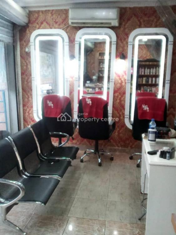 Executive 3 Lovely Shops Combined, Mushin, Lagos, Shop for Rent