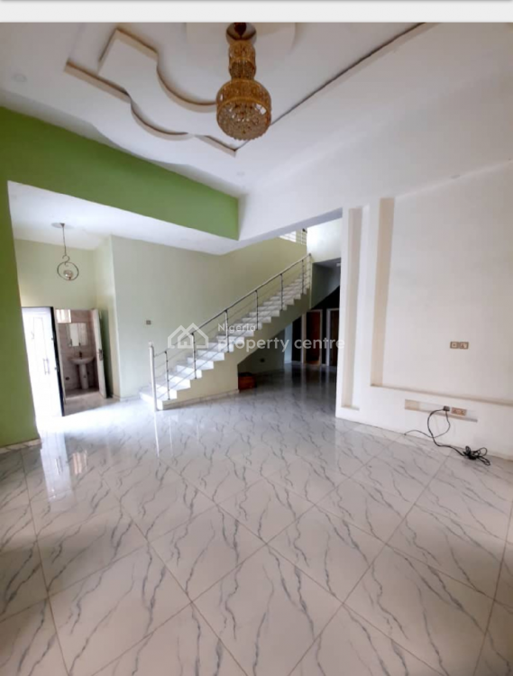4 Bedroom Top-notch Luxury Fully Detached Duplex with Bq, Sangotedo, Ajah, Lagos, Detached Duplex for Sale