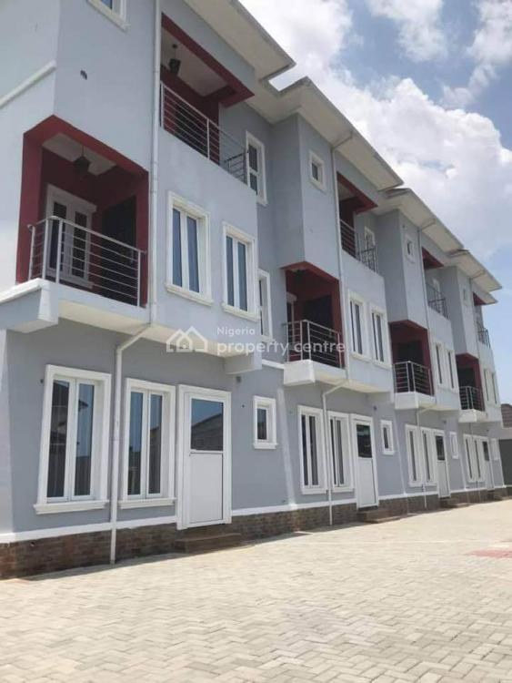 4 Bedroom Terrace Duplex, Off Atlantic View Estate on Alfa Beach Road, Lekki Expressway, Lekki, Lagos, Terraced Duplex for Sale