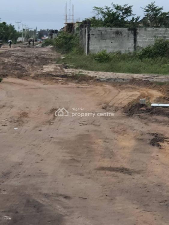 a Strategic Location, Ayhomes & Gardens Igando Area, Before Eleko Junction, Eleko, Ibeju Lekki, Lagos, Mixed-use Land for Sale
