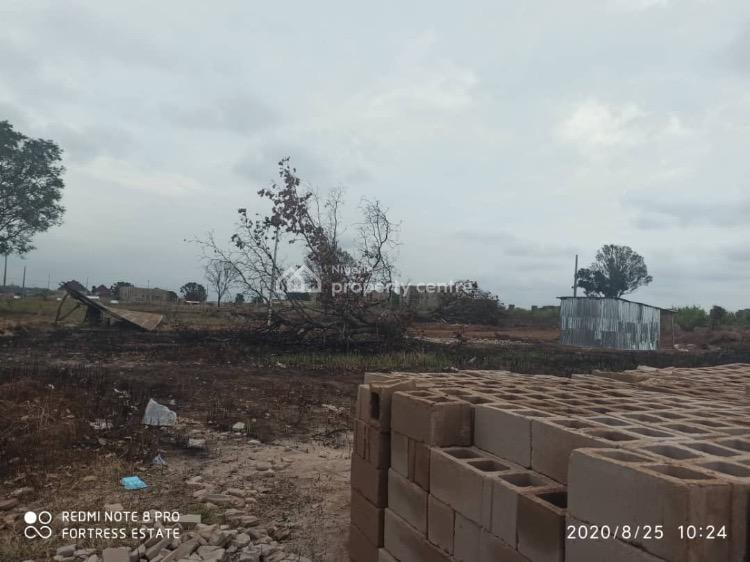 Massive Plots of Land in an Estate, Fortress Estate Before Centenary City Gate, Independence Layout, Enugu, Enugu, Residential Land for Sale