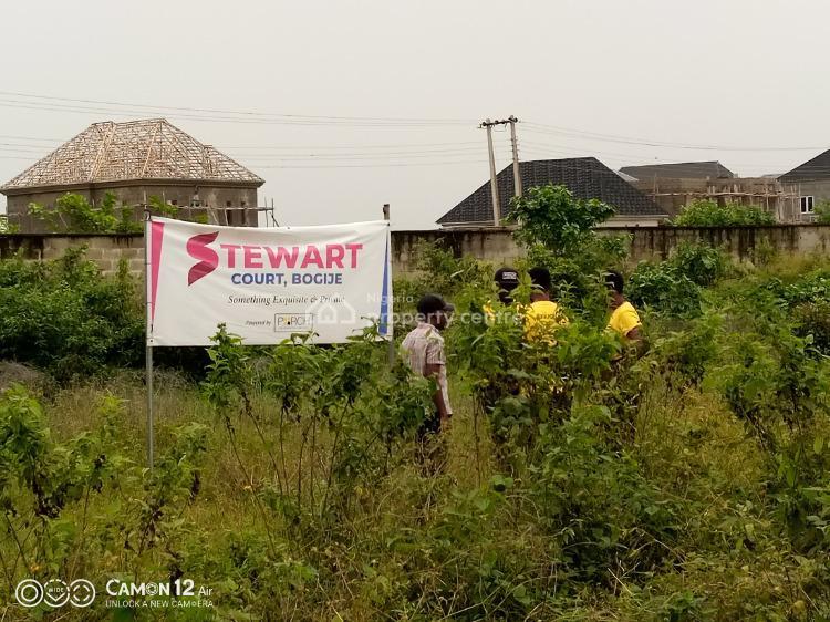 Estate Land, Stewart Court, Bogije, Ibeju Lekki, Lagos, Residential Land for Sale