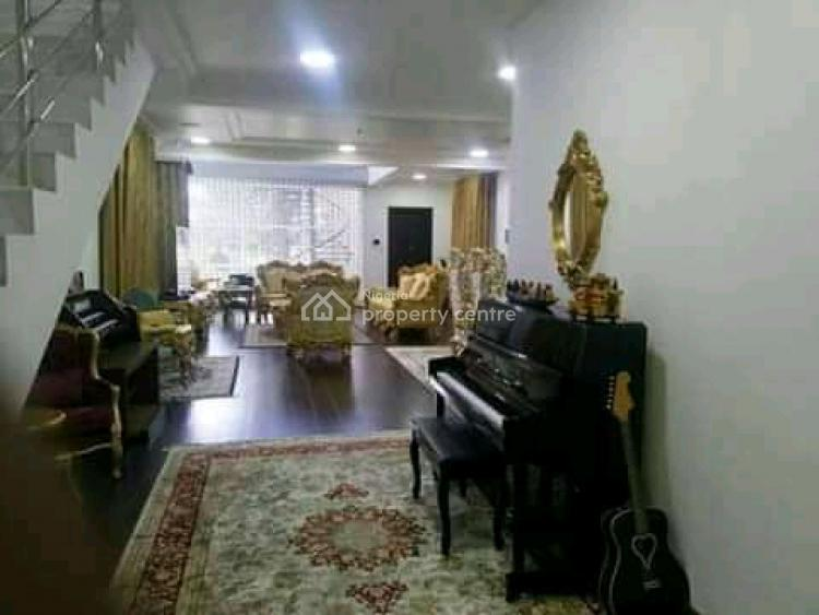 Waterfront 2 Unit of 6 Bedroom with 3 Sitting Room and Bq Fully Detached, Banana Island, Ikoyi, Lagos, Detached Duplex for Sale