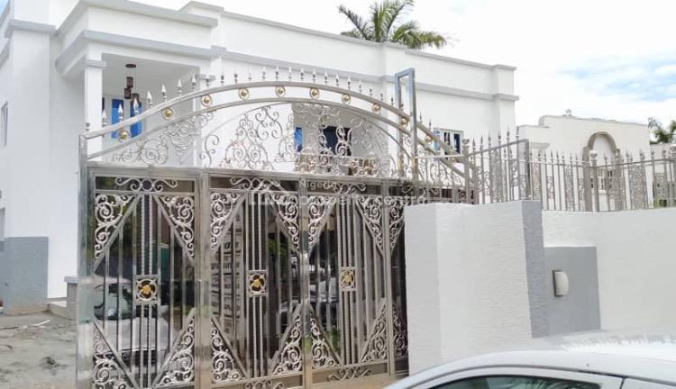 Luxurious & Brand New 5 Bedroom Twin Duplexes + Servant Quarters Each, Maitama District, Abuja, House for Rent