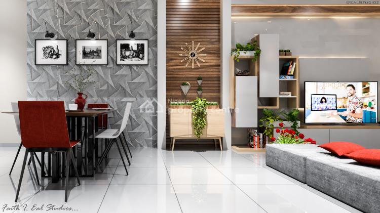 4 Bedroom Terraces with Maid Room, Ilasan, Lekki, Lagos, Terraced Duplex for Sale