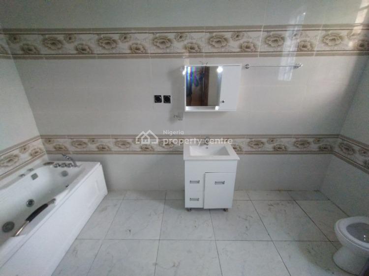Newly Built 4 Bedrooms Semi Detached Duplex + Bq, Osapa, Lekki, Lagos, Semi-detached Duplex for Rent