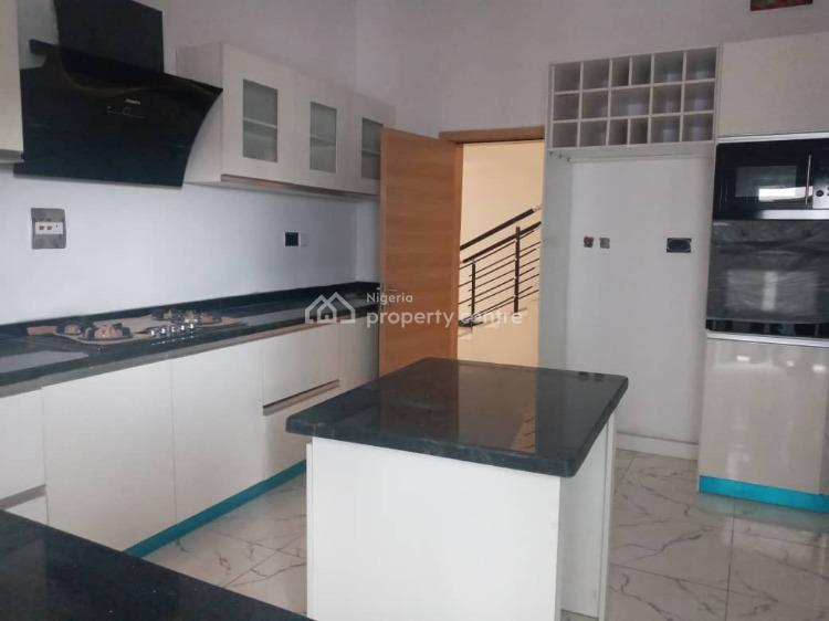5 Bedroom Fully Detached Duplex, Chevron Alternative, Agungi, Lekki, Lagos, Detached Duplex for Sale