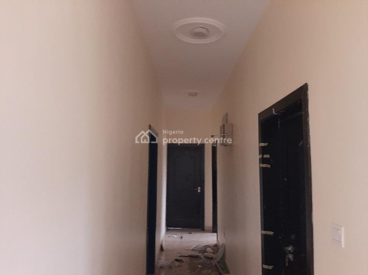 Newly Built Blocks of 3 Bedroom Flat, Jahi District By Gilmor, Jahi, Abuja, Flat for Rent