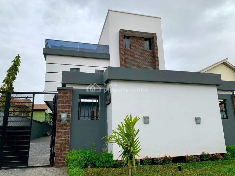 4 Bedroom Semi Detached, Lekki Phase 1, Lekki, Lagos, Semi-detached Bungalow for Sale