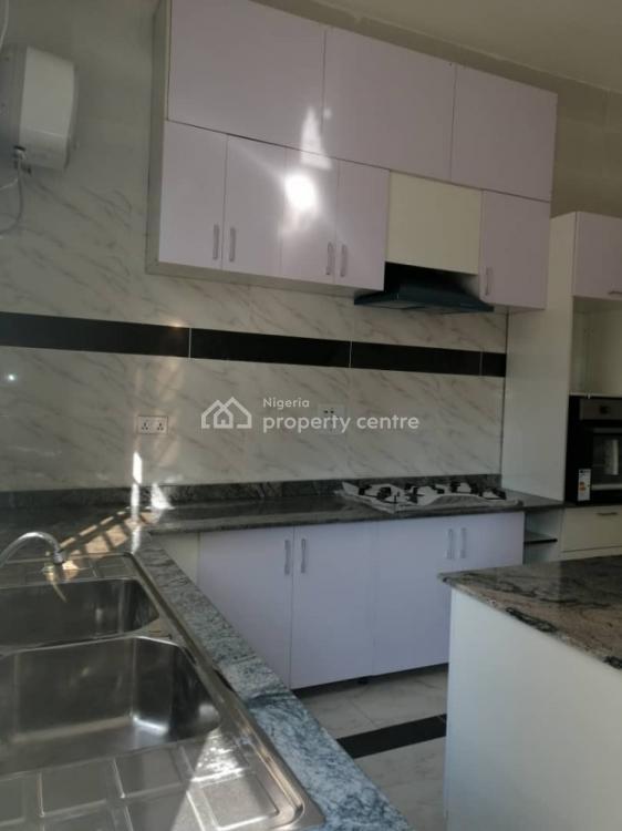 4 Bedroom Semi Detached Duplex with Bq, Ikota, Lekki, Lagos, Semi-detached Duplex for Sale