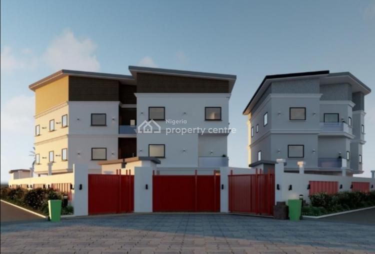 Newly Built Lush 5 Bedroom Fully Detached Duplex with 3 Bqs, Salvation Estate By Shoreline Estate  Onikoyi/turnbull Road, Ikoyi, Lagos, Detached Duplex for Sale