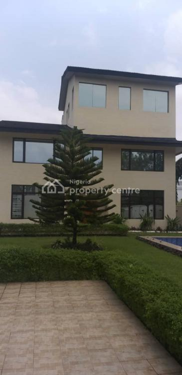 Luxury 5 Bedroom Detached House with Swimming Pool on 900sqm, Banana Island, Ikoyi, Lagos, Detached Duplex for Sale