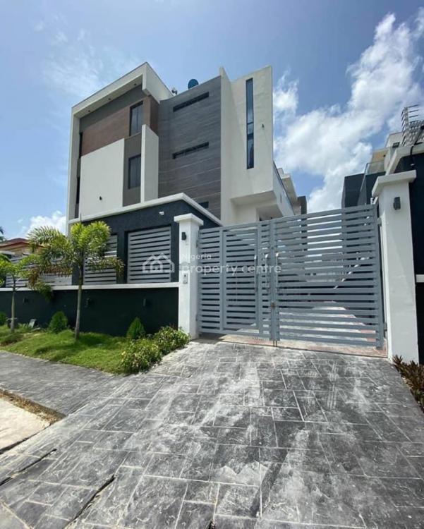 Stylish Newly Built 3 Bedroom Terrace Duplex with a Room Bq, Banana Island, Ikoyi, Lagos, Flat for Sale