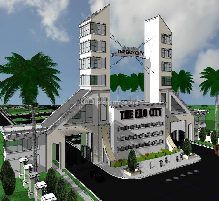 Plot of Land, Eko City Park and Gardens, Epe, Lagos, Mixed-use Land for Sale