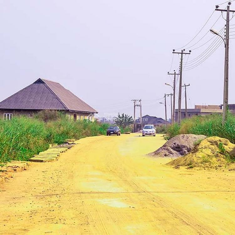 Land, Behind Redemption Camp Treasure Park and Gardens Phase 2, Simawa, Ogun, Mixed-use Land for Sale