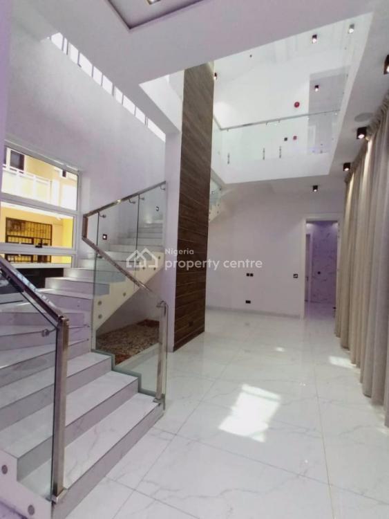 Luxury Fully Detached 4 Bedroom Duplex, By Pinnock Beach Estate, Osapa, Lekki, Lagos, Detached Duplex for Sale