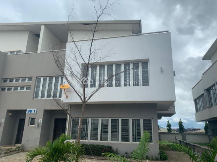 5 Bedroom Semi Detached Duplex, Lokogoma District, Abuja, Semi-detached Duplex for Sale