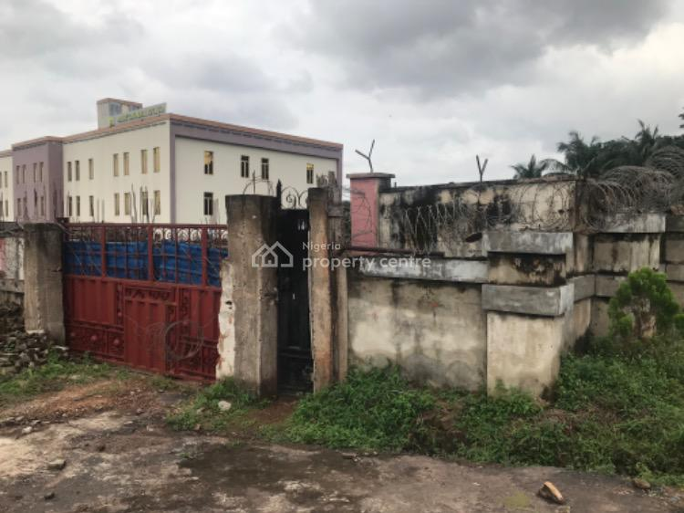1350sqm Fenced and Gated Land with C of O, Opposite Government House, Independence Layout, Enugu, Enugu, Mixed-use Land for Sale